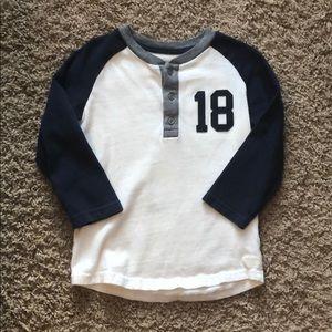 Carters long sleeve shirt